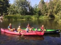 Voucher - Family Half Day Paddle (2 Adults+2 kids 11yrs or less)